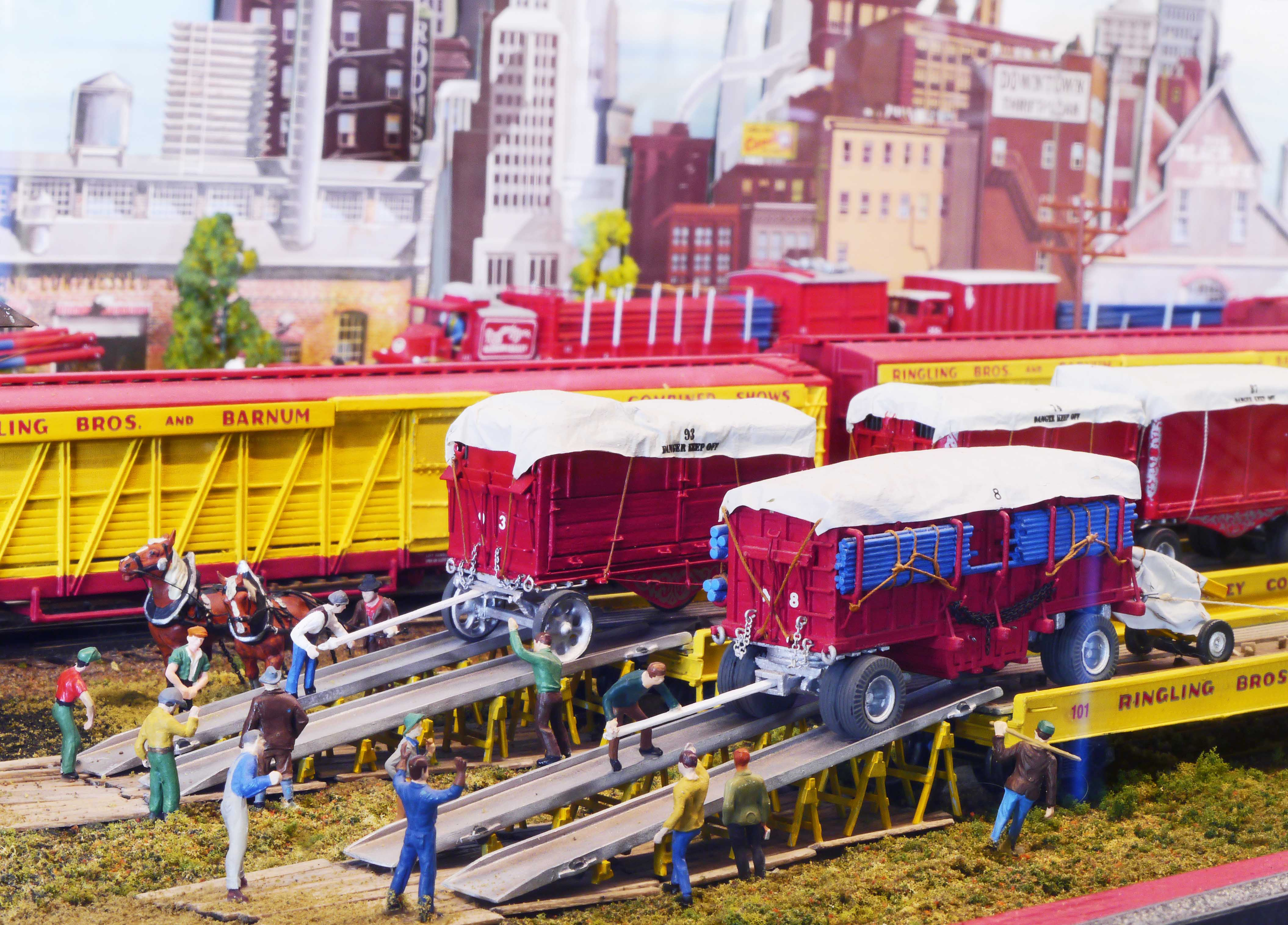 Circus Model Builders National Convention